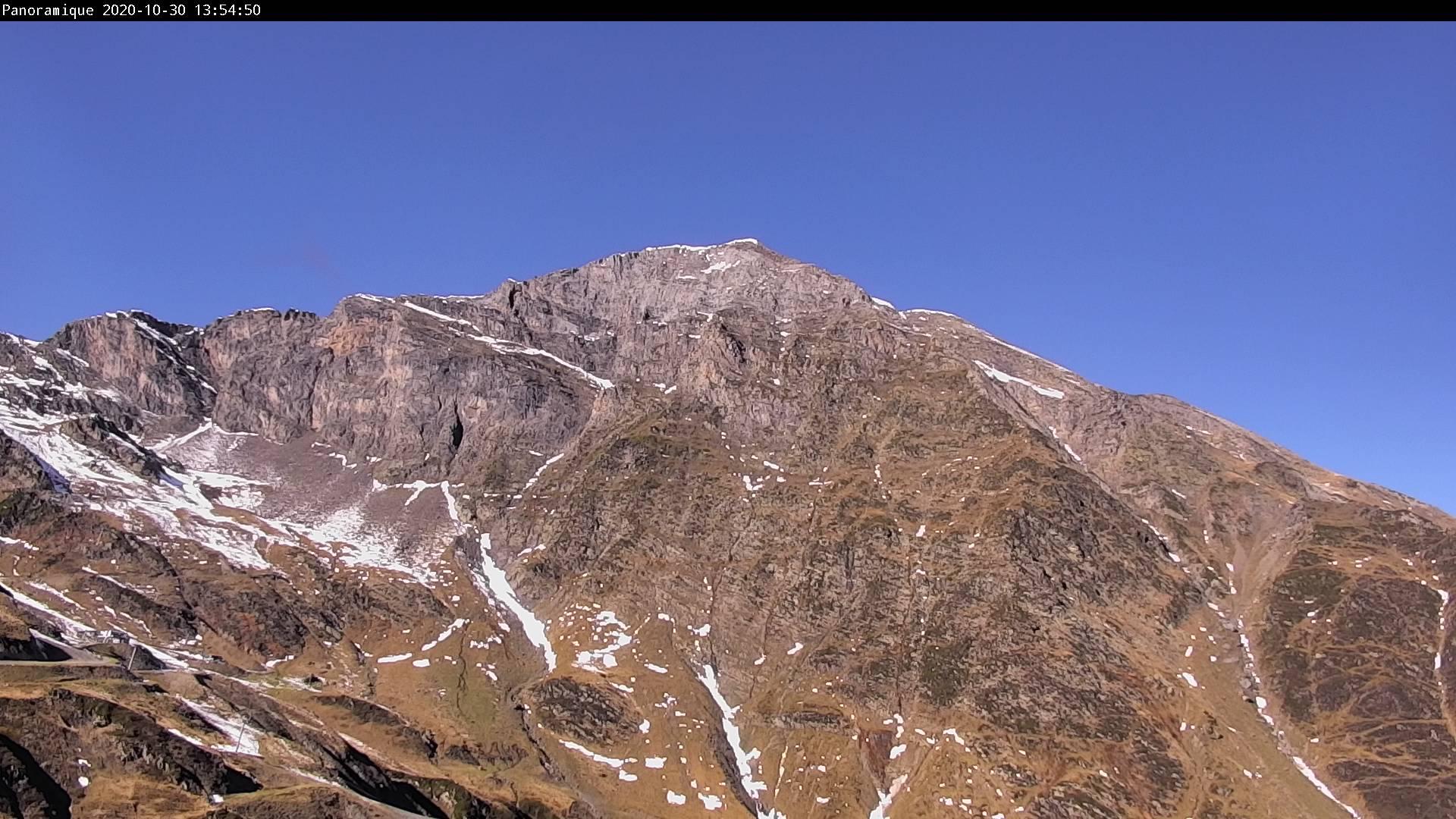 Webcam en Pic du Monné